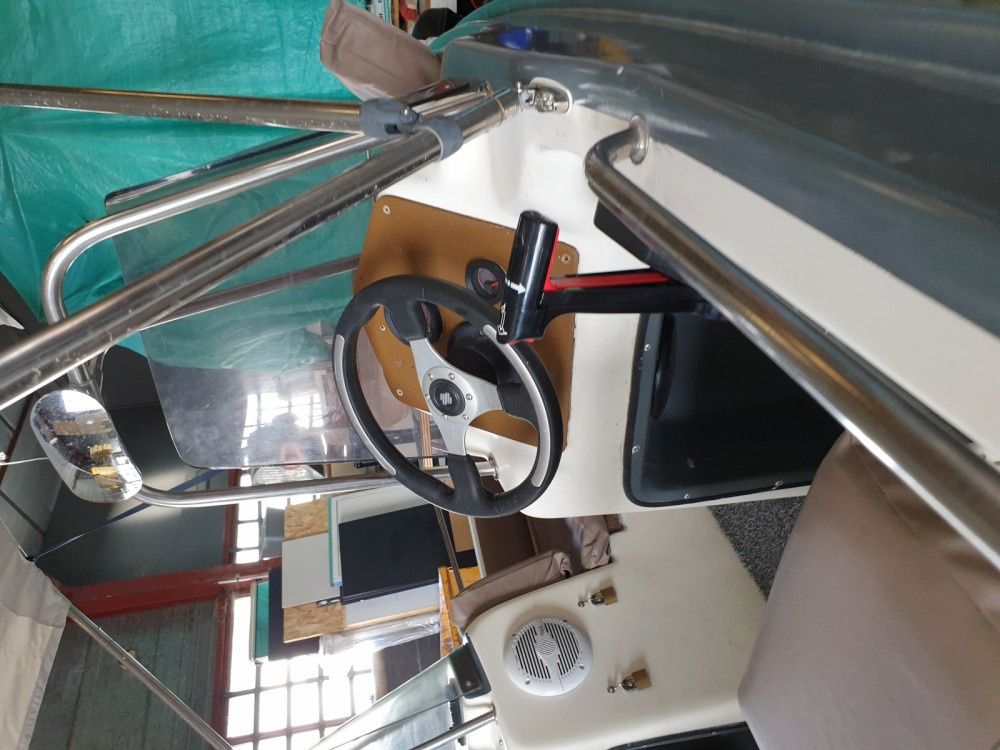 Location bateau Annecy pas cher Ultramar 470 Open