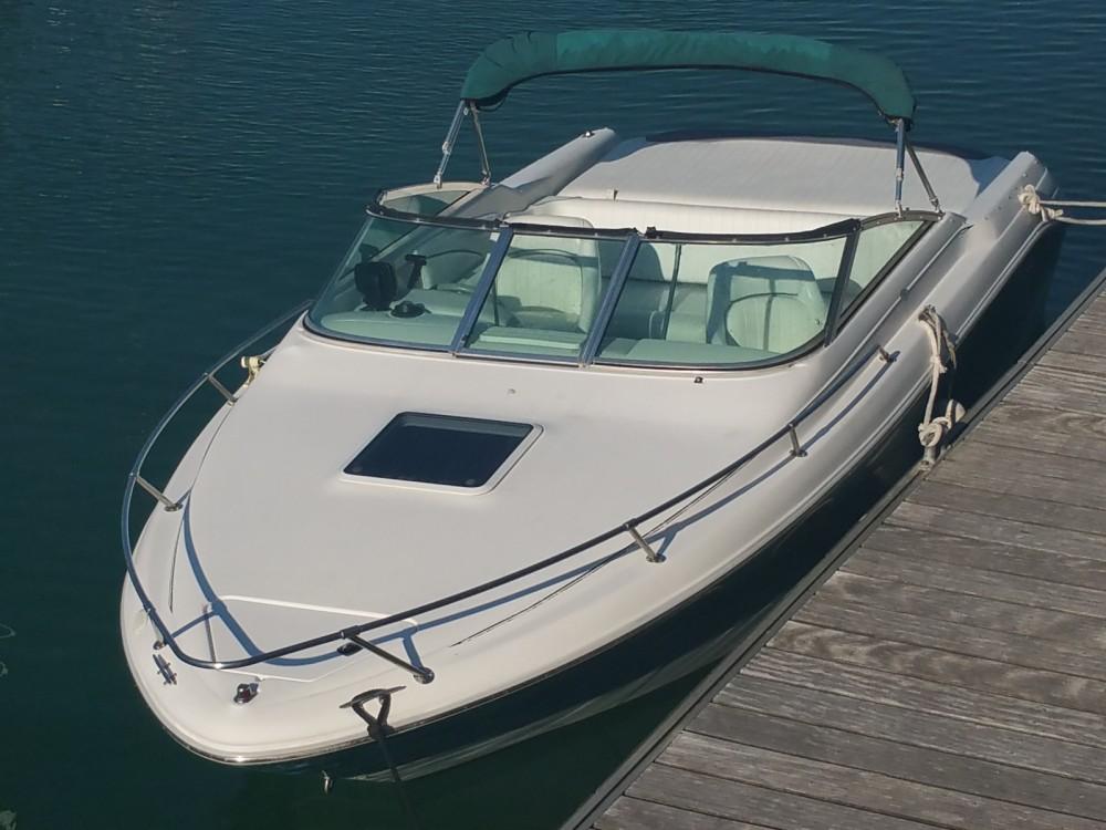 Huur Motorboot met of zonder schipper Sea Ray in Meschers-sur-Gironde