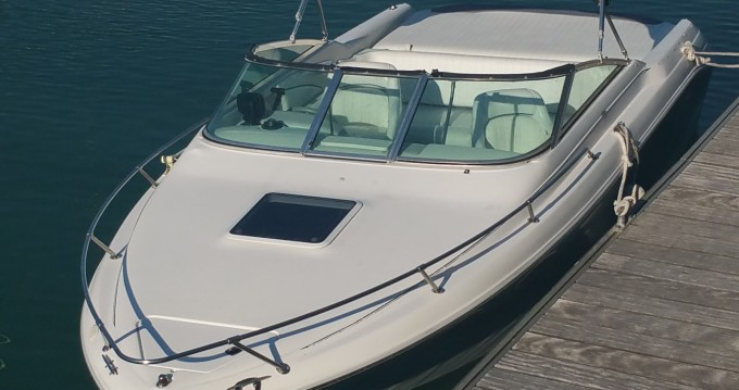 Location yacht à Meschers-sur-Gironde - Sea Ray Sea Ray 230 Overnighter sur SamBoat