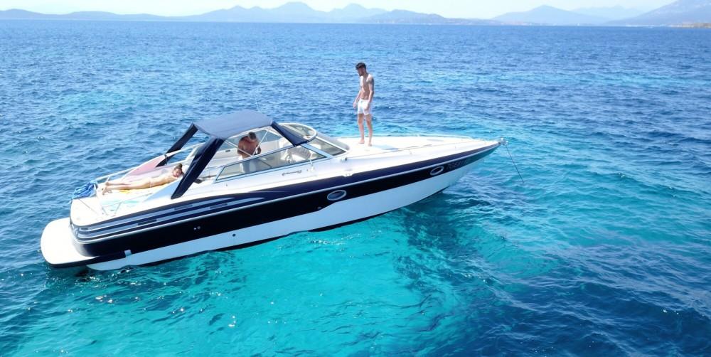 Hire Motor boat with or without skipper Cranchi Porto Rotondo