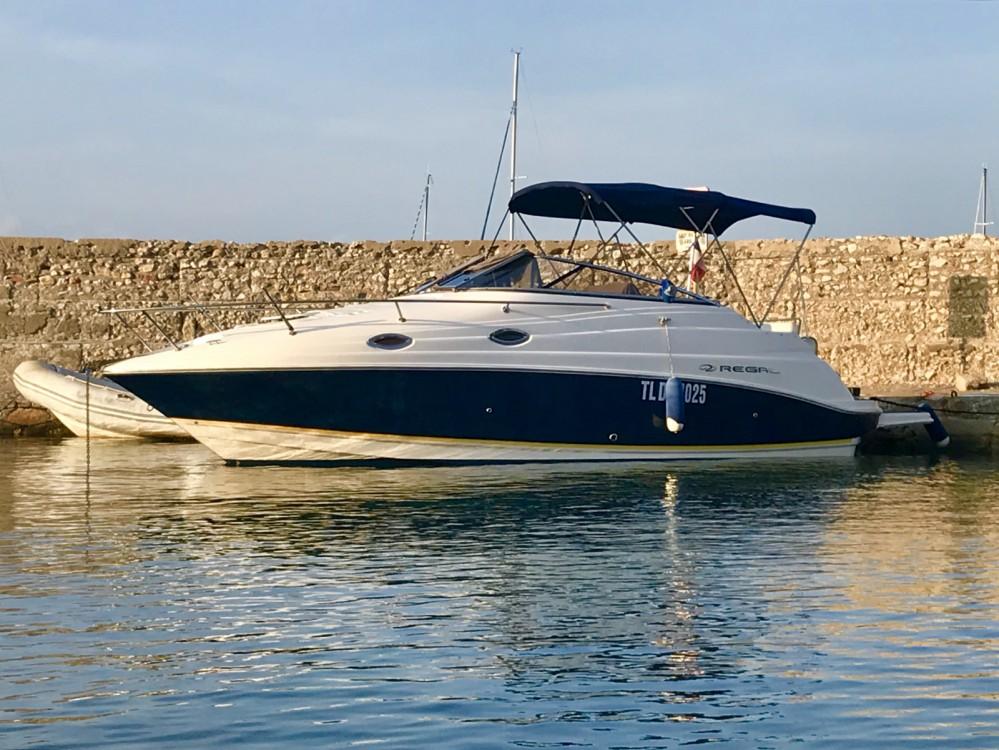 Bootverhuur Régal 2665 in Beaulieu-sur-Mer via SamBoat