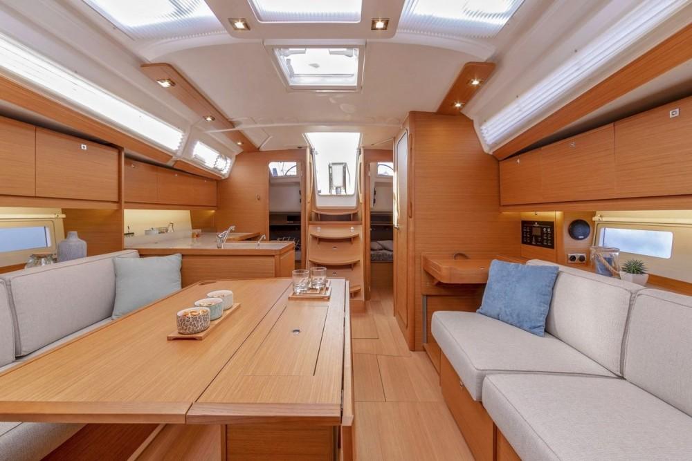 Verhuur Zeilboot in Kroatië - Dufour Dufour 390 GL