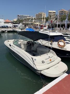 Location bateau Puerto Deportivo de Marbella pas cher SUNDECK 240