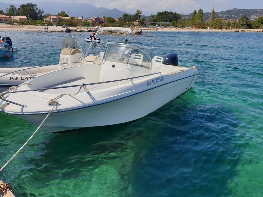 Rental yacht Porto-Vecchio - Jeanneau Cap Camarat 625 on SamBoat