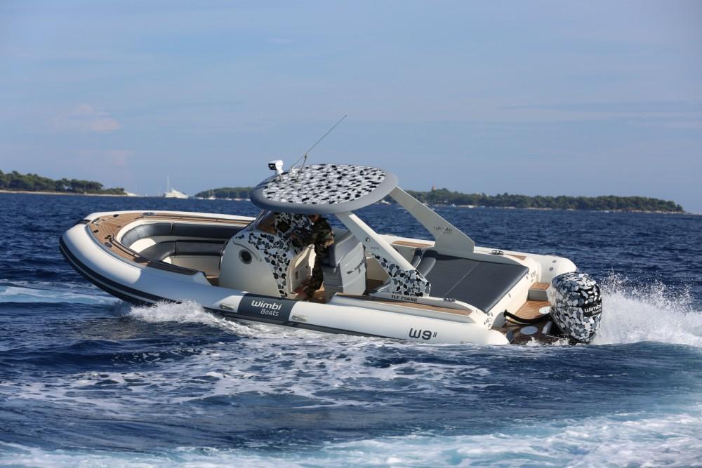 Bootverhuur Port Grimaud goedkoop W9