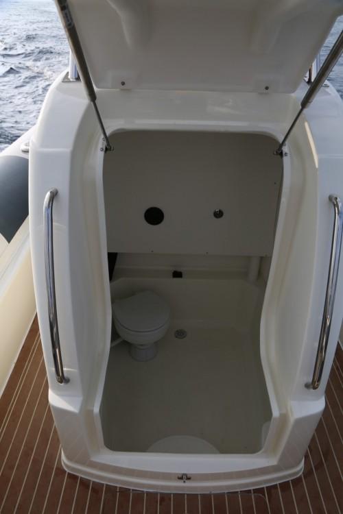 Verhuur Rubberboot in Port Grimaud - Wimbi Boats W9