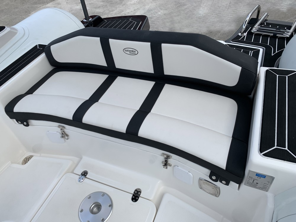 RIB for rent Port Grimaud at the best price