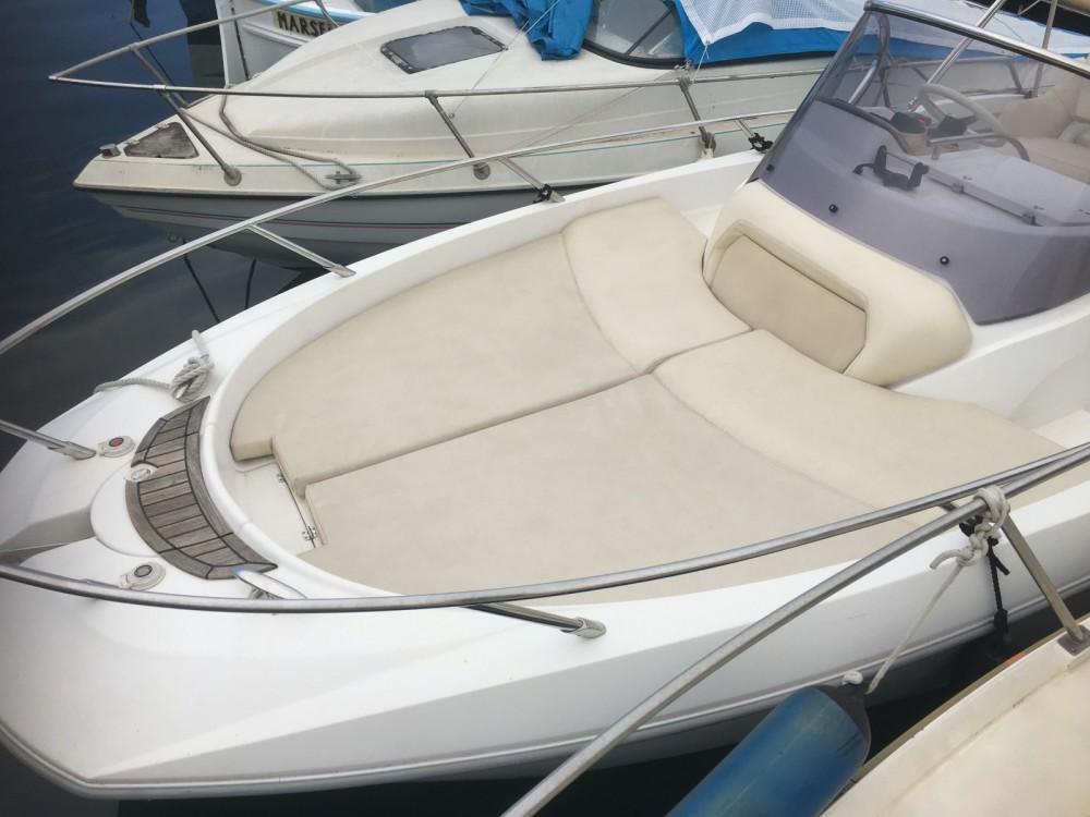 Motorboot mit oder ohne Skipper Sessa Marine mieten in Marseille