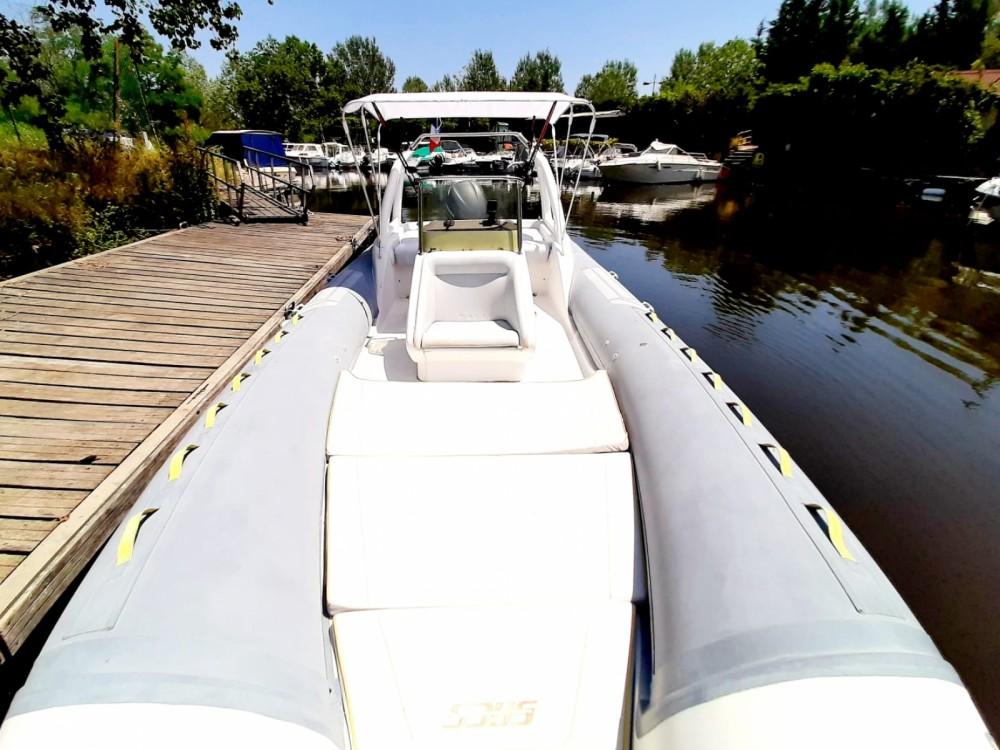 Verhuur Rubberboot in Mandelieu-la-Napoule - Sacs Sacs S 25 Dream