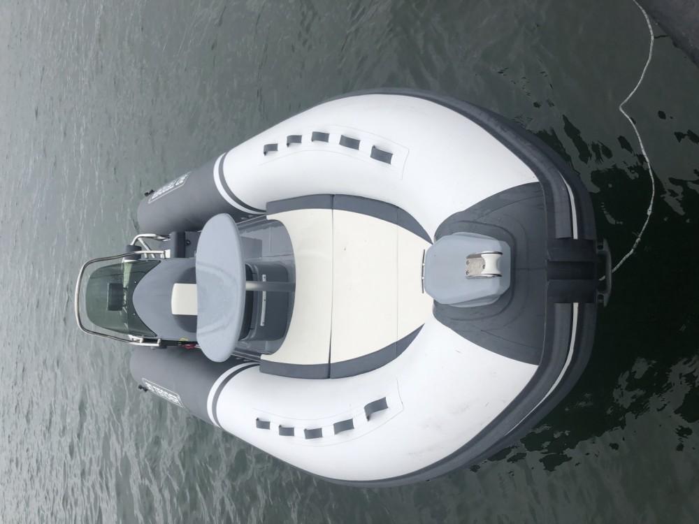 Rental RIB in Lège-Cap-Ferret - 3D Tender Lux 550