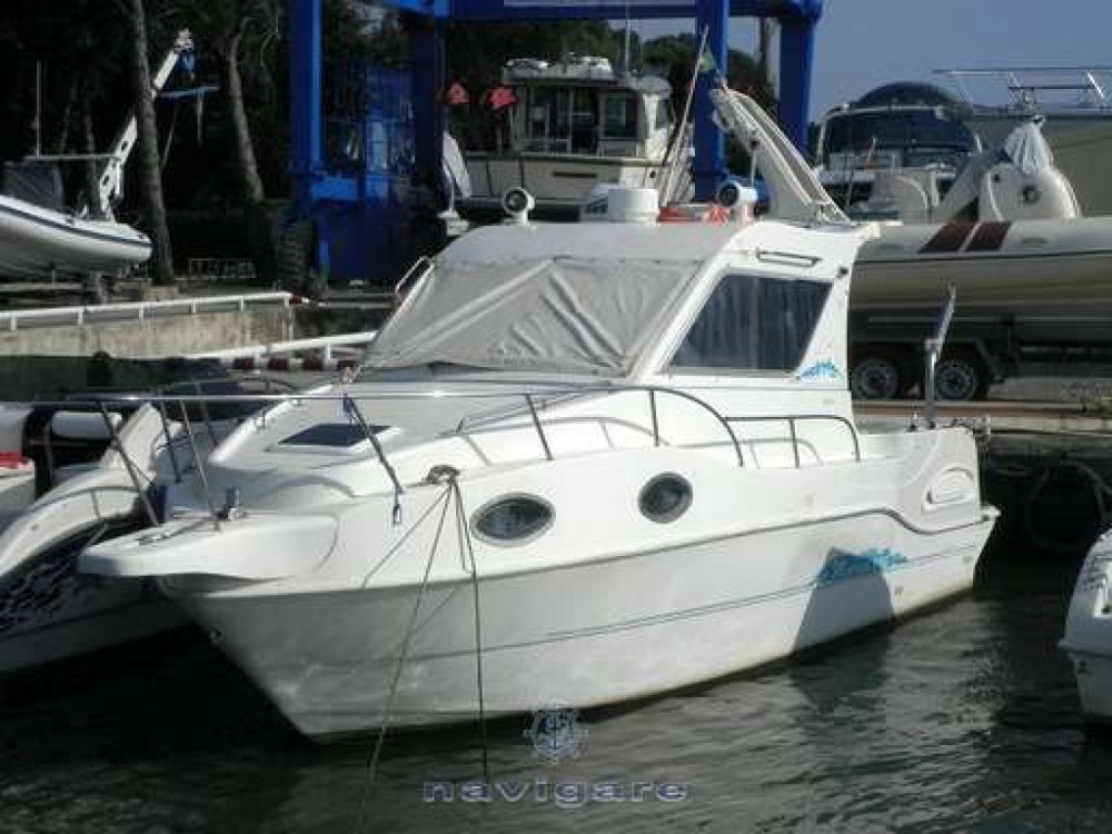 Location yacht à Siracusa - Saver Saver 290 sur SamBoat