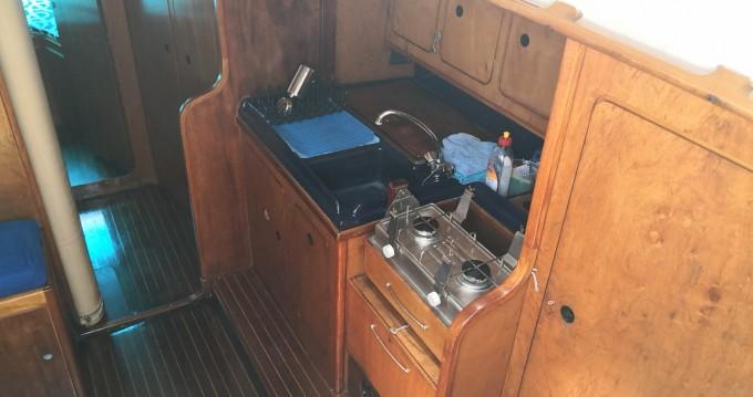 Location bateau Tekocantieri Perversion 37 à Trapani sur Samboat