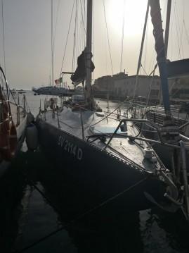 Location bateau Trapani pas cher Perversion 37