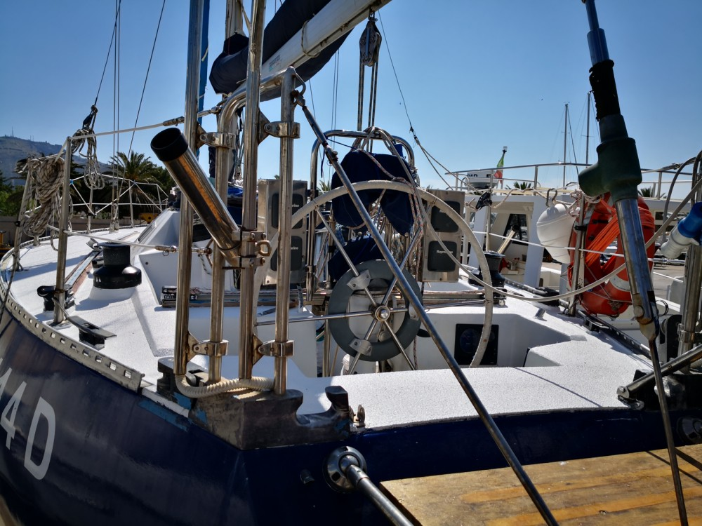 Alquiler de barcos Tekocantieri Perversion 37 enTrapani en Samboat