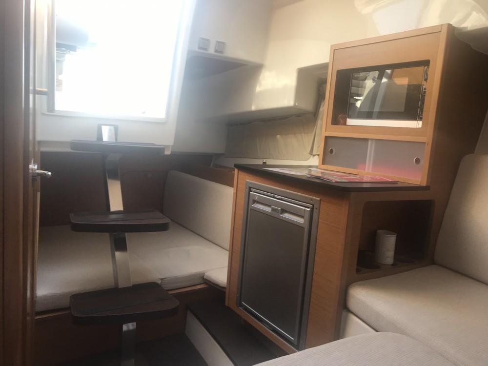 Bootverhuur Jeanneau Cap Camarat 8.5 WA in Antibes via SamBoat