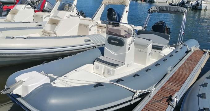 Location bateau Lomac Lomac 600 IN à Saint-Florent sur Samboat