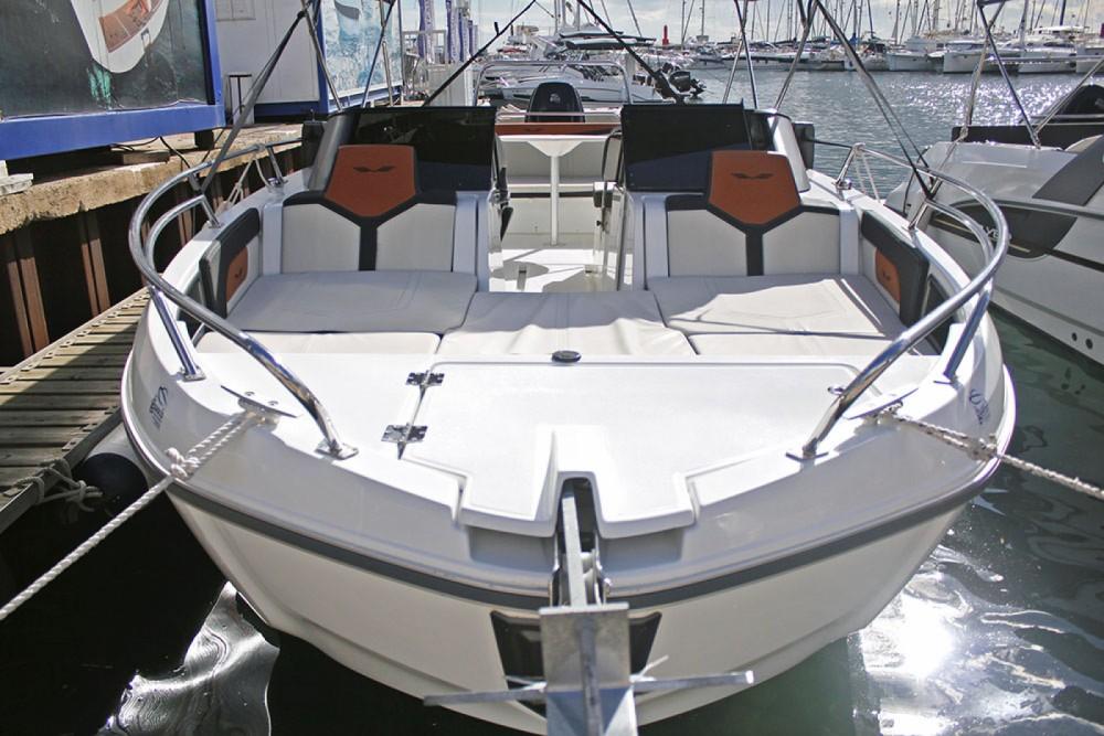 Verhuur Motorboot in Barcelona - Bénéteau Flyer 7 SPORTdeck