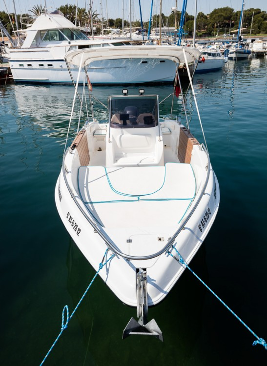 Boat rental Mano Marine sport fisch 21,50 in Marina de Bonaire on Samboat