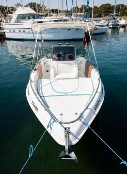 Louer Bateau à moteur avec ou sans skipper Mano Marine à Port de Pollença