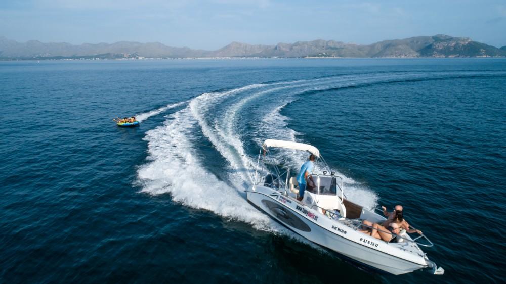 Alquiler Lancha en Marina de Bonaire - Mano Marine sport fisch 21,50
