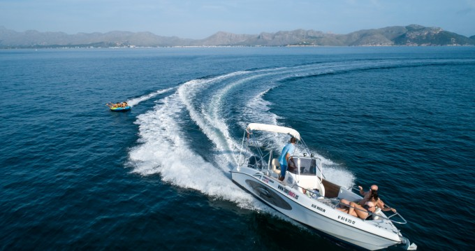 Location bateau Mano Marine sport fisch 21,50 à Port de Pollença sur Samboat