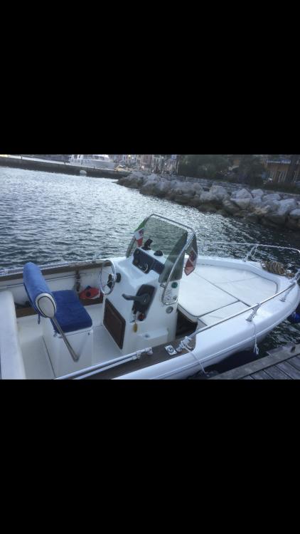 Huur Motorboot met of zonder schipper Capelli in La Spezia