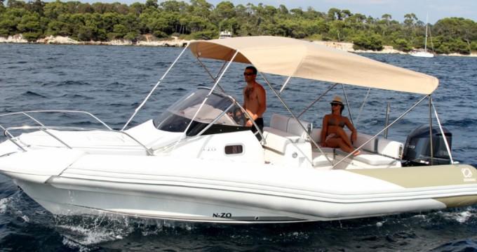 Location yacht à Le Verdon-sur-Mer - Zodiac N-ZO 700 Cabin sur SamBoat