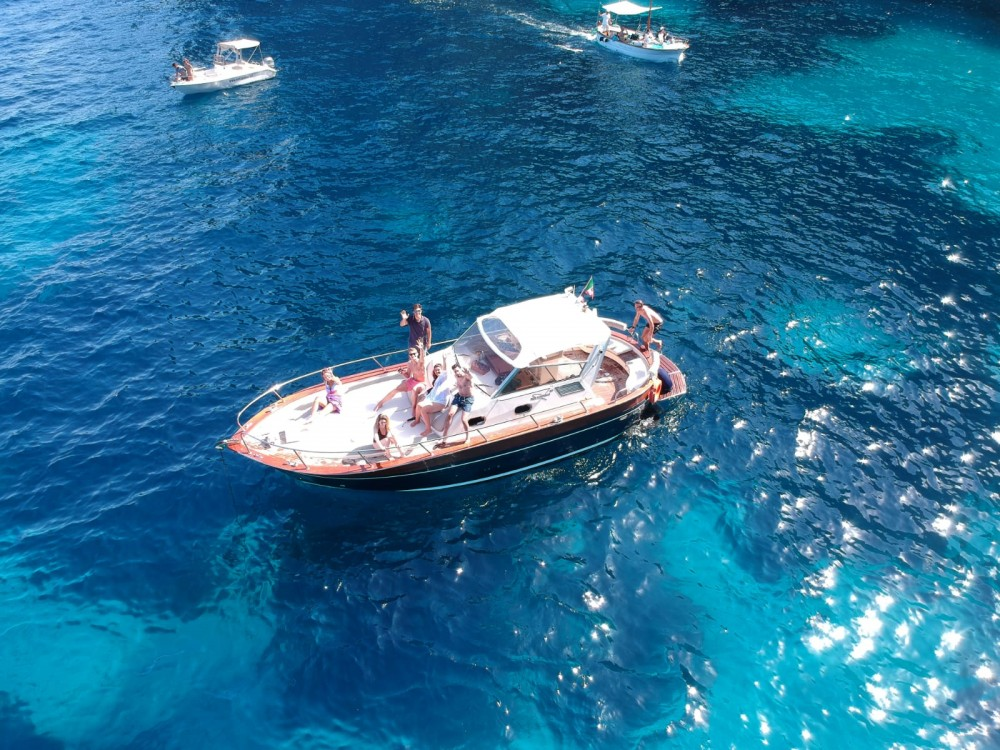 Location bateau Apreamare 10mt à Positano sur Samboat