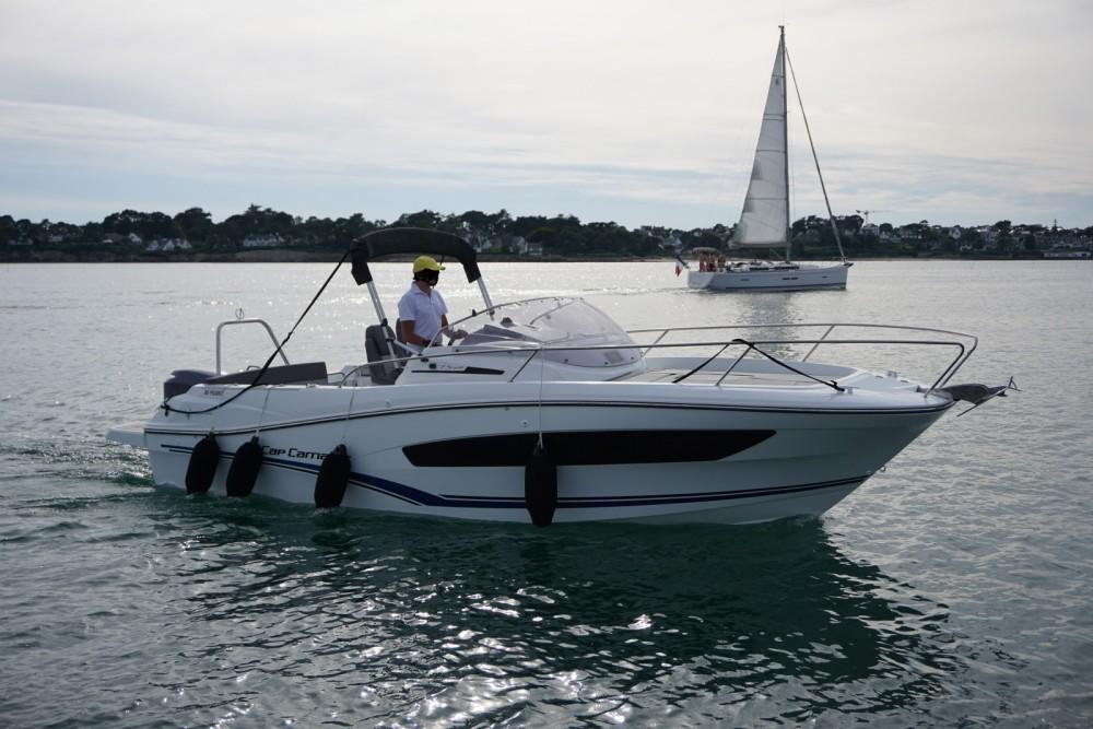 Verhuur Motorboot in Saint-Philibert - Jeanneau Cap Camarat 7.5 WA Serie 2