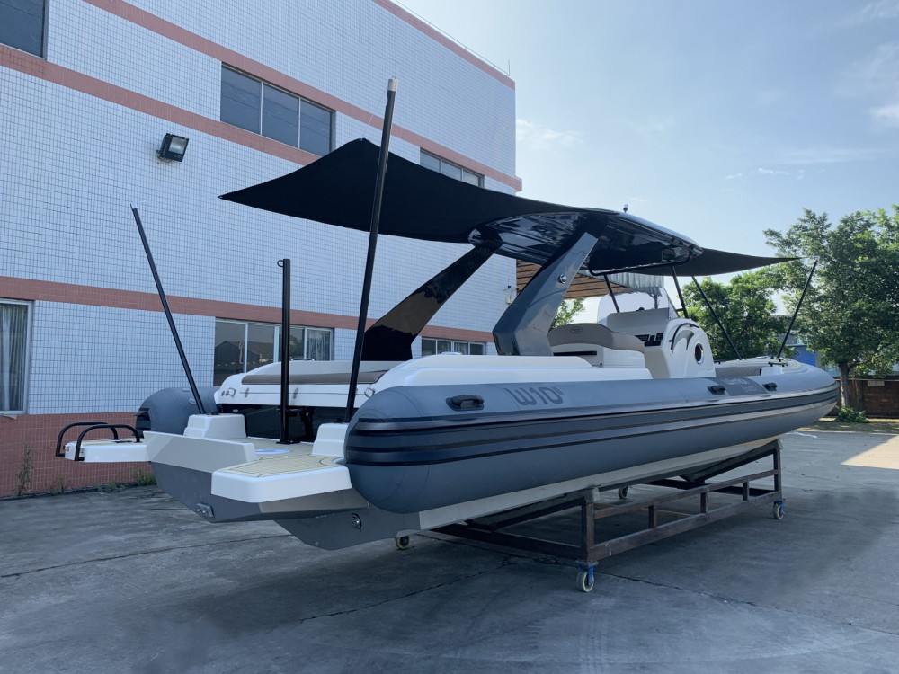 Wimbi Boats W10 te huur van particulier of professional in Port Grimaud