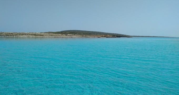 Location bateau Paros pas cher 455