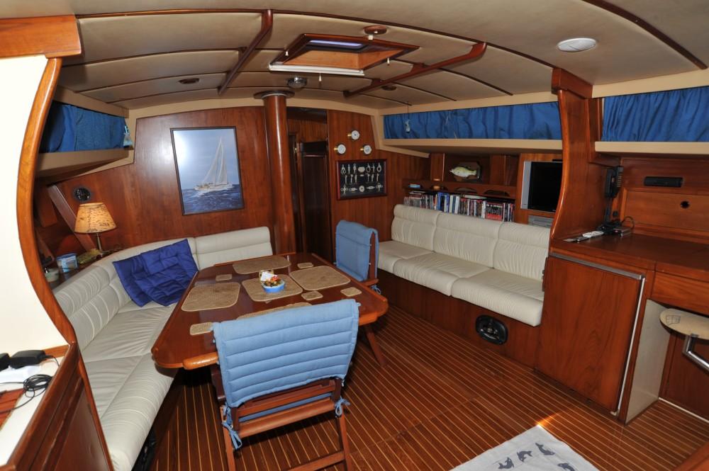 Verhuur Zeilboot Olympic Marine S.A met vaarbewijs
