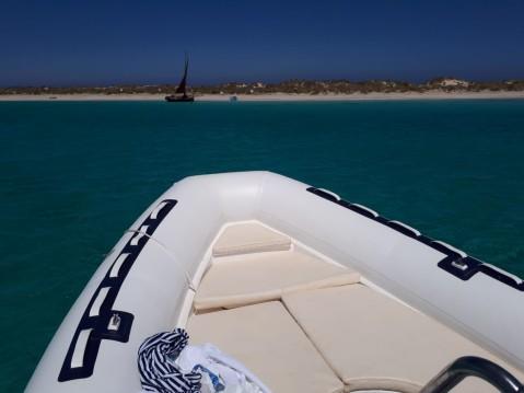 Location Semi-rigide à Formentera - Nautitech 6,80m