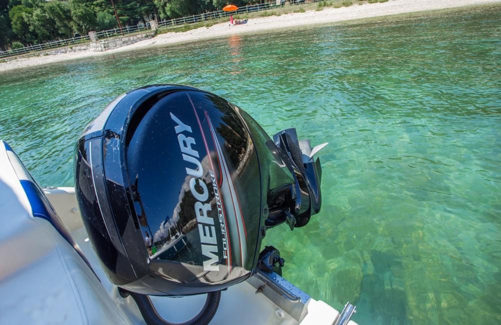 Jachthuur in Rovinj - Fisher 20 via SamBoat