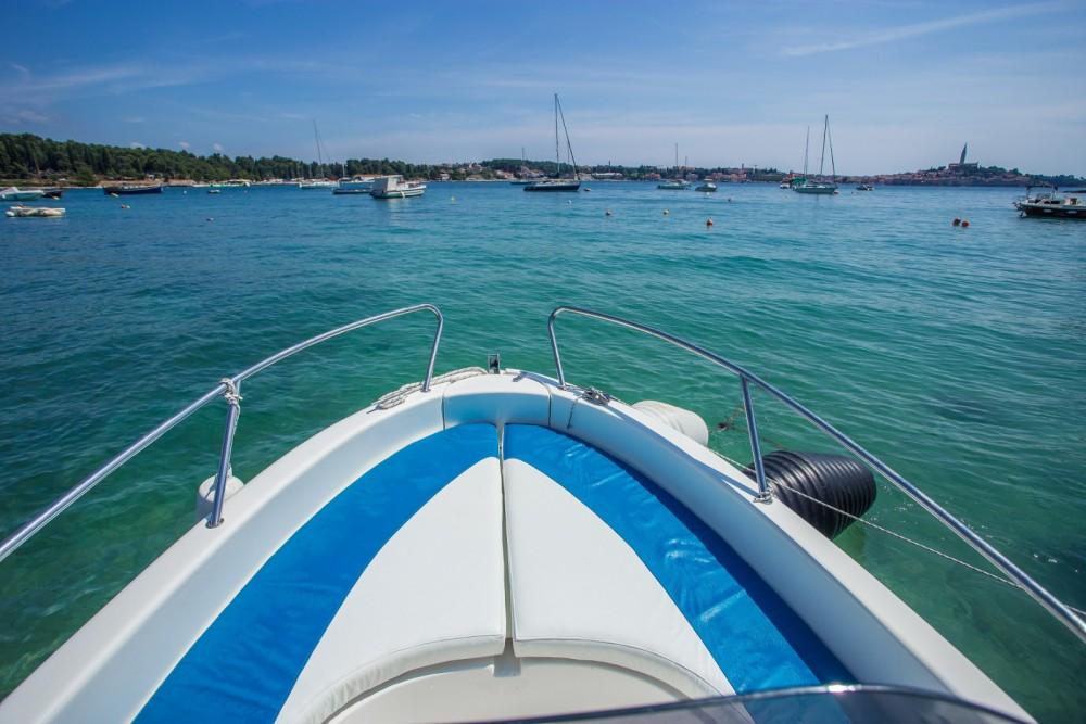 Location bateau Fisher 17 à Rovinj sur Samboat