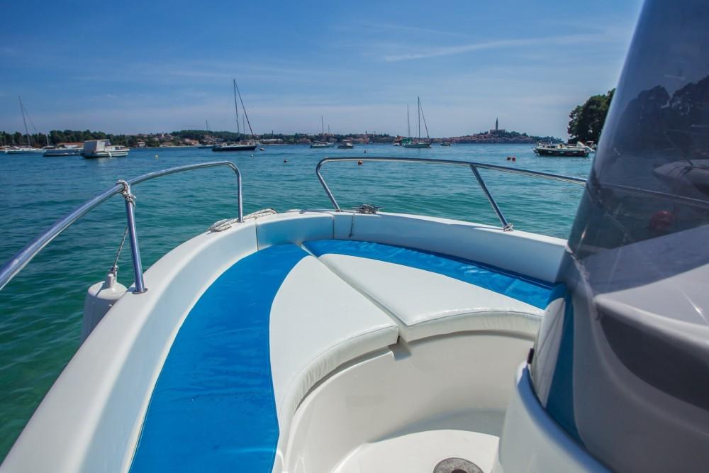 Location yacht à Rovinj - Fisher 17 sur SamBoat