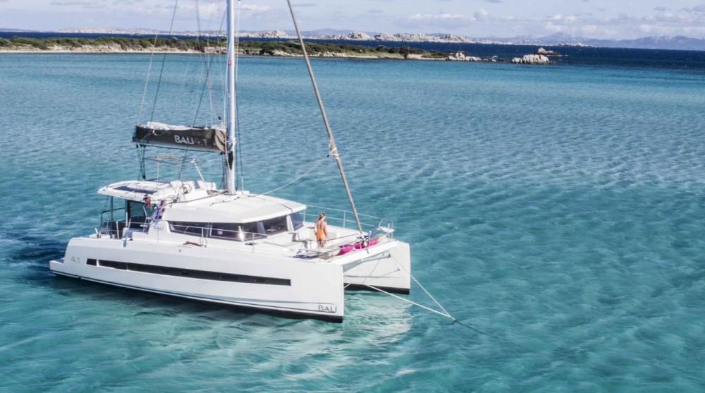 Verhuur Catamaran in Dubrovnik - Bali Catamarans Bali 4.1