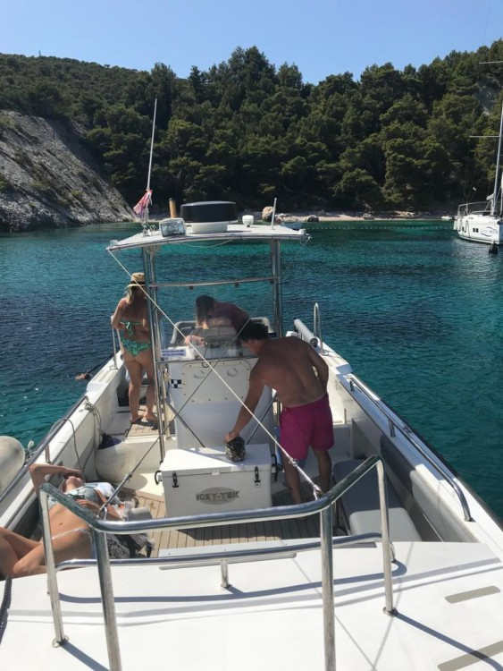Motor boat for rent Hvar at the best price