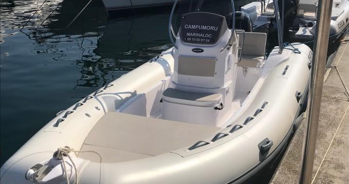 Location bateau Propriano pas cher Valiant 630 Classic