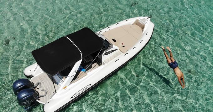 Location bateau Maestrale Maestrale 8.5 à Ibiza (Ville) sur Samboat