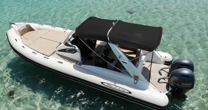 Location yacht à Ibiza (Ville) - Maestrale Maestrale 8.5 sur SamBoat