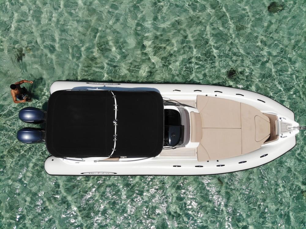 Location bateau Îles Baléares pas cher Maestrale 8.5