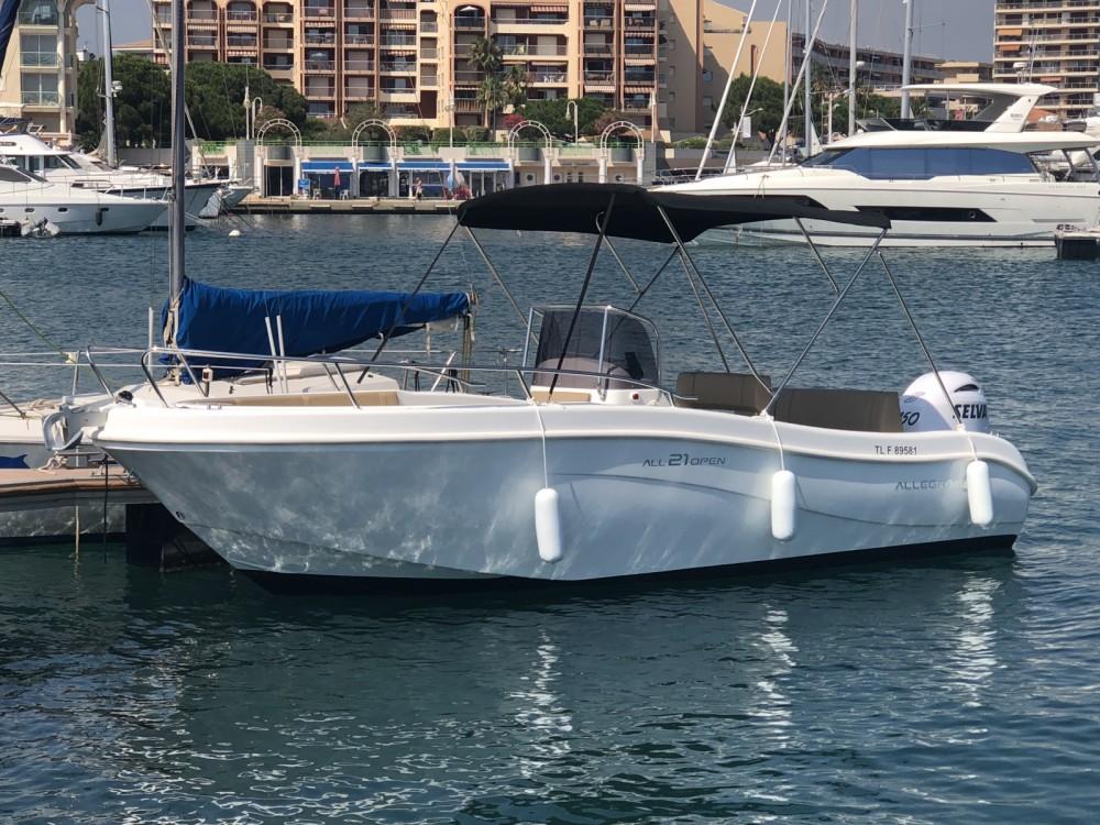Location yacht à Fréjus - Allegra Boats all 21 open sur SamBoat