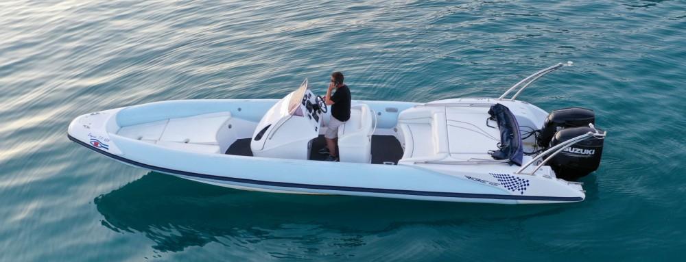Location yacht à Nydri - RIB  Bora 929 sur SamBoat