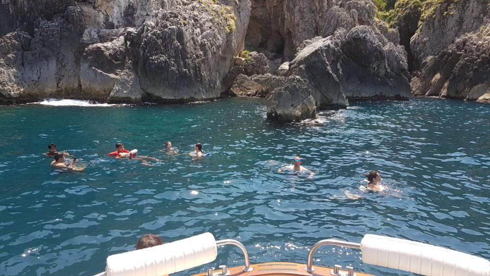 Huur een Aprea Mare Aprea mare 10 mt in Positano
