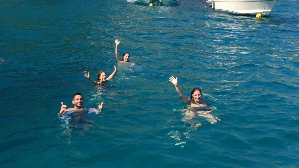 Motorboot te huur in Positano voor de beste prijs