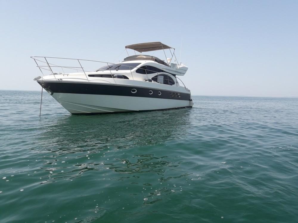 Boat rental Le Grau-du-Roi cheap Azimut 46