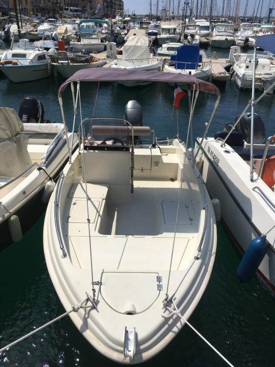 Jachthuur in Nice - Karel Open 450 via SamBoat