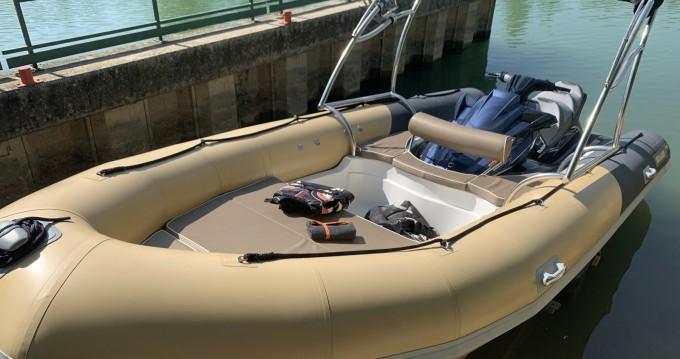 Location bateau Sealver Sealver WB 626 à Arcachon sur Samboat