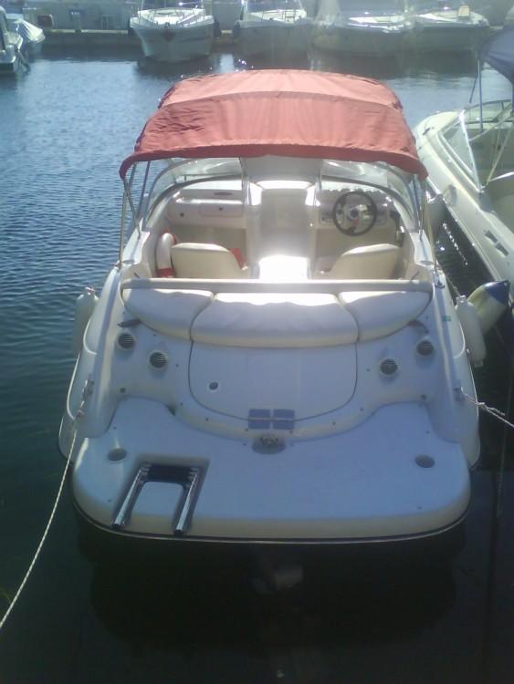 Verhuur Motorboot in Poreč - Starcraft Vectra 195